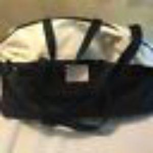 Victoria's Secret Womens Tote Weekender Bag EUC